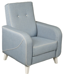 Fotel do salonu cloe
