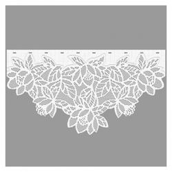 Firanka kwiat 60 x 35 cm