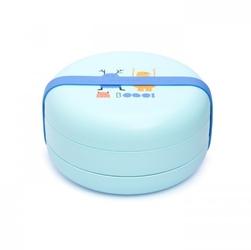 Zestaw misek do przechowywania i karmienia Suavinex Booo niebieski