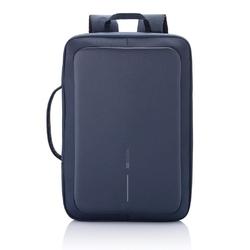 Plecak miejski antykradzieżowy na laptopa xd design bobby bizz blue - p705.575 - bobby bizz navy