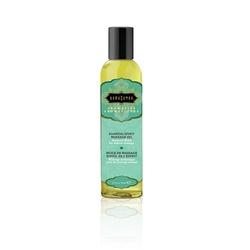 Aromatyczny olejek do masażu - kama sutra aromatic massage oil  duch 59ml