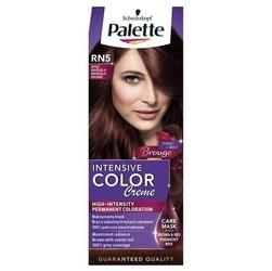 Palette, intensive color creme, farba do włosów, rn-5 brąz marsala