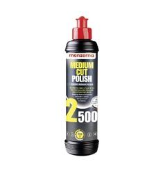 Menzerna 2500 medium cut polish średnio ścierna polerska 250ml