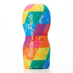 Tenga masturbator - original vacuum cup rainbow unite with pride