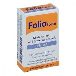 Folio 1 forte tabletki