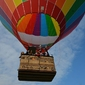 Rodzinny lot balonem - karkonosze
