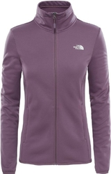 Bluza damska the north face tanken full zip jacket t92s78559