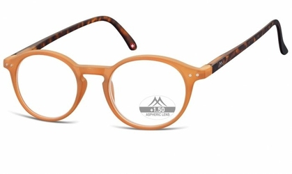 Asferyczne okulary lenonki do czytania montana plusy mr65d