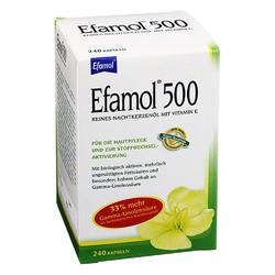 Efamol 500 kapsułki