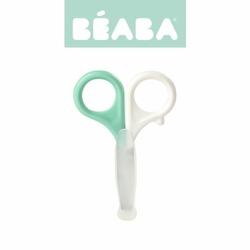 Nożyczki do paznokci w etui aqua, Beaba
