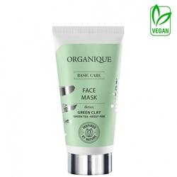 Detoksykująca maska do twarzy basic care 50 ml