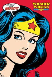 Wonder Woman retro - plakat