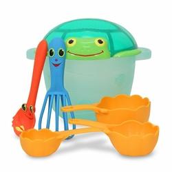 Zestaw do gotowania Zabawka do piasku, Melissa  Doug