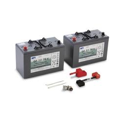 Set battery kit 76 ah i autoryzowany dealer i profesjonalny serwis i odbiór osobisty warszawa