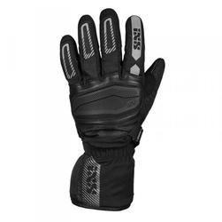 Ixs rękawice skórzano-tekstylne  balin-st 2.0 blac