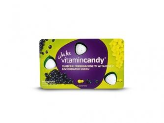 Cukierki witaminowe winogrona 18g jake vitamincandy