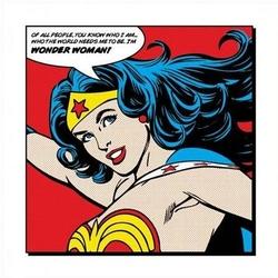Wonder woman of all people - reprodukcja