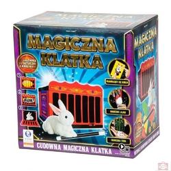 Magiczna klatka zestaw magika 9688