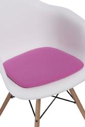 Poduszka na krzesło arm chair - różowy