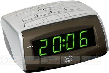 Zegar prądowy - budzik jvd sb 0720.2