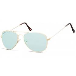 Okulary przeciwsłoneczne pilotki aviator montana fs86b