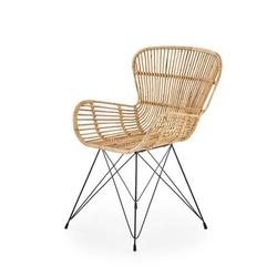 Carlo krzesło rattanowe
