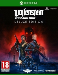 Cenega Gra XOne Wolfenstein Youngblood Deluxe Edition