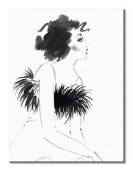 Couture - obraz na płótnie
