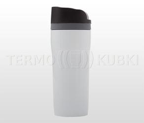 Kubek termiczny slim 350 ml biały