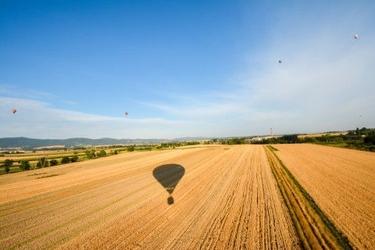 Wyprawa balonem dla grupy przyjaciół - poznań - 7 osób