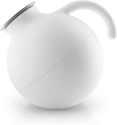 Termos Globe biały matowy