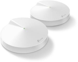 Domowy system wi-fi tp-link deco m9 plus 2-pack - szybka dostawa lub możliwość odbioru w 39 miastach