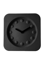Zuiver zegar pulp time kwadratowy czarny 8500020