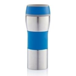 Xd design - kubek termiczny push 400 ml - niebieski - niebieski