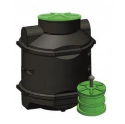 Kompostownik wodny bio easy flow wiro – 850 l haba