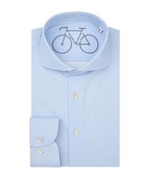 Sportowa koszula profuomo jasny błękit 39