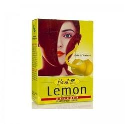 Lemon peel - skórka cytryny - maseczka oczyszczająca na twarz w proszku 100g hesh