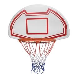 Tablica kosz do kosza koszykówki master obręcz z siatką