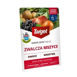 Karate zeon 050 cs – zwalcza szkodniki roślin – 2,5 ml target