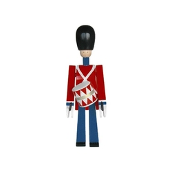 Figura, zabawka drewniana strażnik kay bojesen