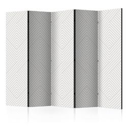 Parawan 5-częściowy - złamane linie room dividers