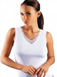 Koszulka emili majka xxl biała