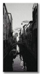 Reflection, Venice - Obraz na płótnie