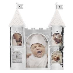 Ramka na zdjęcia zamek chrzest roczek prezent z grawerem