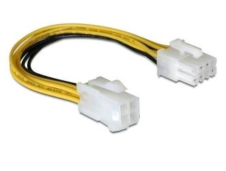 Delock kabel zasilający 8pin eps-4pin atxp4 wewnętrzny