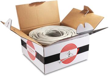 KABEL GETFORT PREMIUM KAT.5E FUTP PVC SKRĘTKA - Szybka dostawa lub możliwość odbioru w 39 miastach