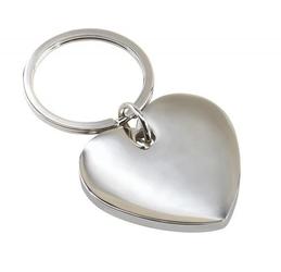 Brelok serce grawer zdjęcia dla niej prezent