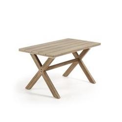 Drewniany stół ogrodowy diamond 80x140 cm