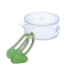 Shepa zaciskacz do nosa green plastik