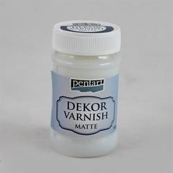 Lakier Dekor matowy PENTART 100 ml - 100ML